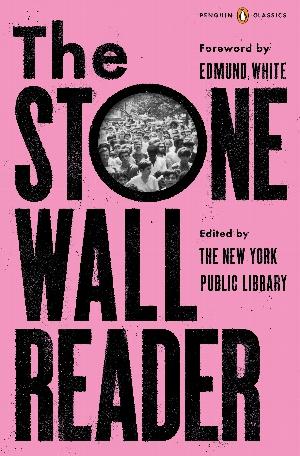 Image for Jason Baumann | <i>The Stonewall Reader</i> with Mark Segal, Karla Jay and Joel Hall