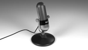 Image for Podcasting Workshop