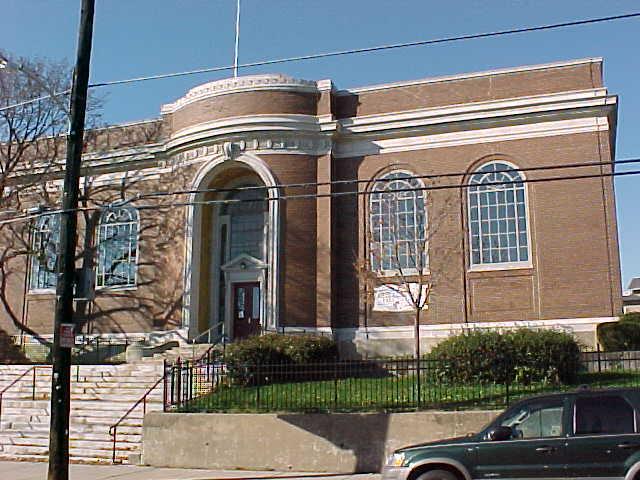 Photo of Haddington Library