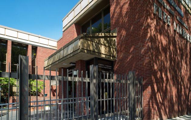 Joseph E Coleman Northwest Regional Library Free Library