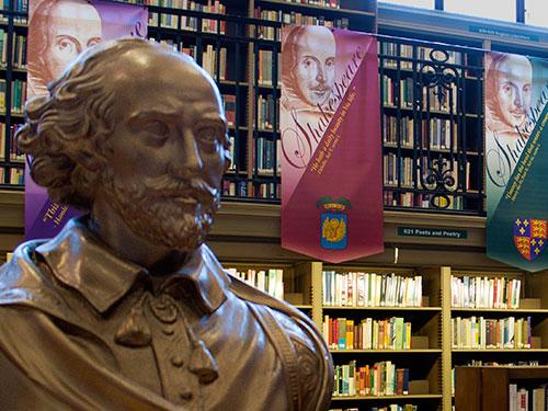 Photo of Literature Department