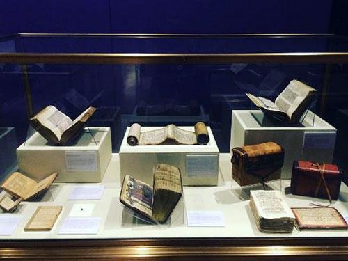 Photo of Rare Book Department