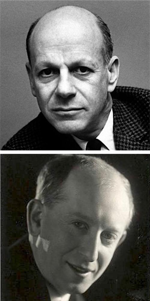William Schuman and Jaromir Weinberger