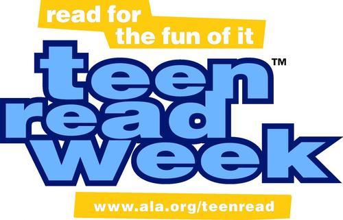 Teen Read Week (courtesy of YALSA)