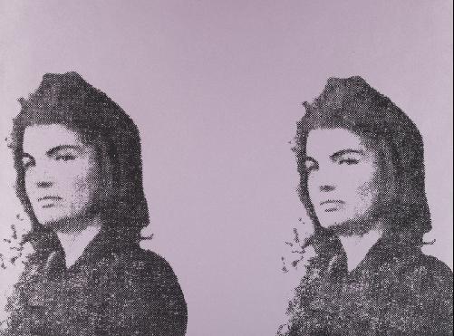 Jacqueline Kennedy II, Andy Warhol, 1966