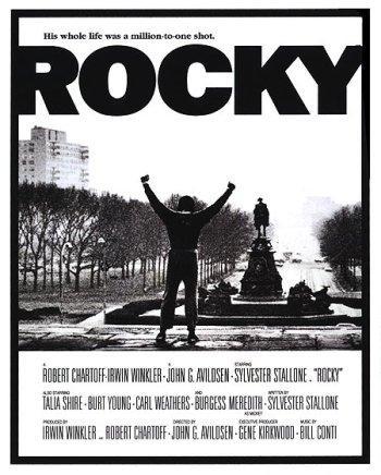 <i>Rocky</i> movie poster