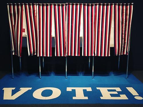 Vote on November 6!