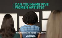 #5WomenArtists