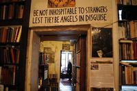 Strangers or angels?