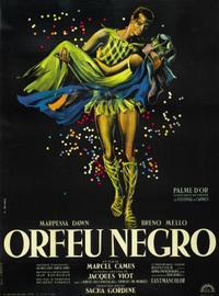 Black Orpheus film poster © Dispat Films