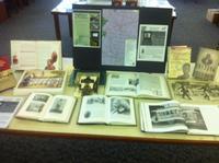 Display of Historical Philadelphia and Biographies