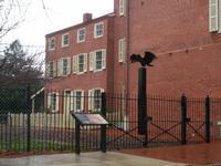 Edgar Allan Poe house near 7th and Spring Garden Sts