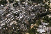 Haitian Neighborhood in Rubble