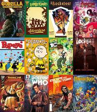 Read Comic Books via Hoopla!