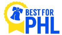 Best for PHL logo