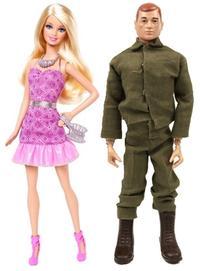2019 marks Barbie's 60th and G.I Joe's 55th birthdays.