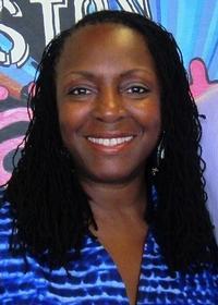 Artist and illustrator Ekua Holmes