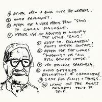 Elmore Leonard's 10 Rules for Writing