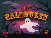 Happy Halloween from the Free Library of Phrightadelphia!