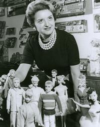 Ruth Handler, creator of the Barbie doll