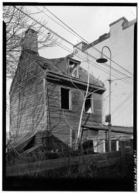 Example of working class Philadelphia housing