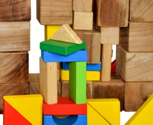 Wooden Block Party