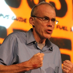 Bill McKibben | <i>Radio Free Vermont: A Fable of Resistance</i>