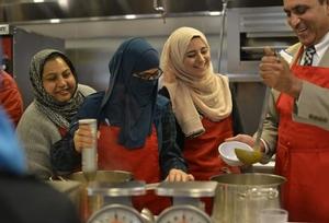 Edible Alphabet: Learning English Through Cooking