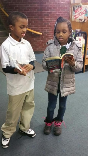 Image for Building Bridges with Books Family Night!