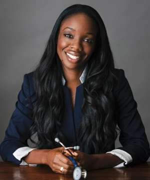 Image for Dr. Nadine Burke Harris | <i>The Deepest Well: Healing the Long-Term Effects of Childhood Adversity</i>