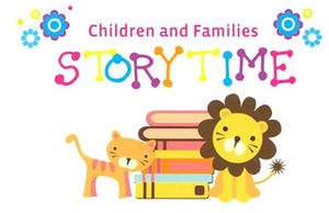 CANCELLED - Pre-K Storytime