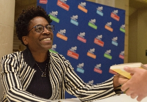 One Book, One Philadelphia Kickoff Event | Featuring Jacqueline Woodson and a Performance by Yolanda Wisher and The Afroeaters