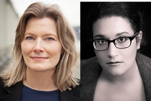 Jennifer Egan with Carmen Maria Machado