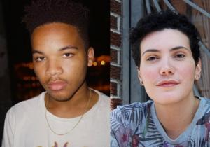 Monday Poets  Raquel Salas Rivera & Wes Matthews