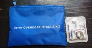 PDPH Overdose Awareness and Reversal Training