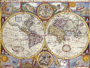 The Wagner Free Institute of Science presents:A History of Cartography: From Antiquity to Longitude