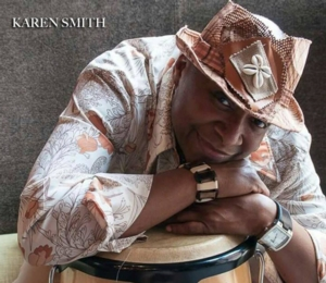 *TIME CHANGE* Free First Saturday Percussion Workshops Featuring Karen Smith *TIME CHANGE*