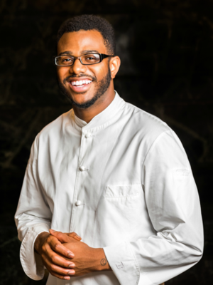Kwame Onwuachi | <i>Notes from a Young Black Chef: A Memoir</i>
