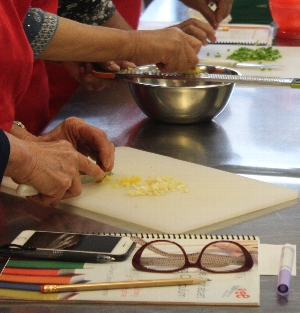 Edible Alphabet - Learning English Through Cooking!