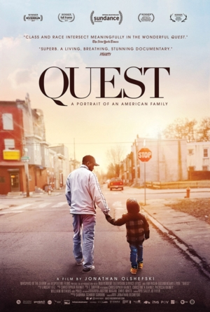 Quest Film Screening - Events - Free Library