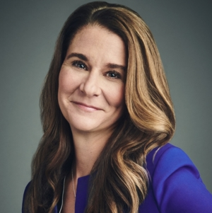 Image for Melinda Gates | <i>The Moment of Lift: How Empowering Women Changes the World</i> <br> In conversation with John Green