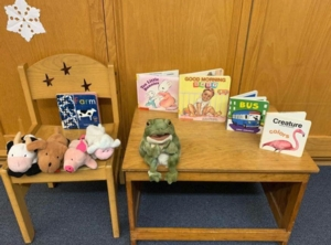 Baby & Toddler Storytime (Encore)