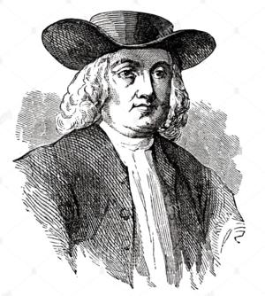 William Penn's 375th Birthday