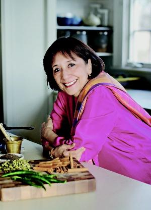 Madhur Jaffrey | <i>Madhur Jaffrey's Instantly Indian Cookbook: Modern and Classic Recipes...</i>