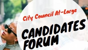 The Friends Candidates Forum: City Council At-Large