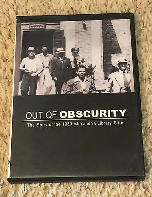 Film Screening and Discussion | Out of Obscurity: The Story of the 1939 Alexandria Library Sit-In