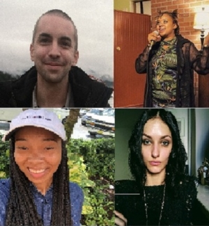 Monday Poets | Zach Savich, with Amy Jannotti, Glorious Piner, and Hazel The Aura