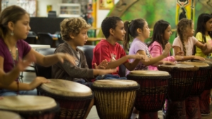 African Drumming for Children