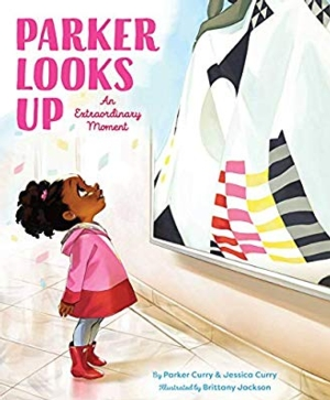 Parker Looks Up: Storytime and Activity