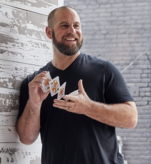 Jon Dorenbos | <i>Life Is Magic: My Inspiring Journey from Tragedy to Self-Discovery</i>